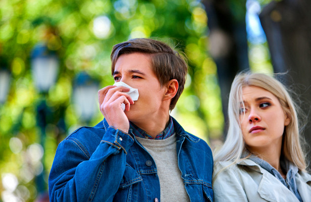 Минздрав назвал отличия аллергии от простуды