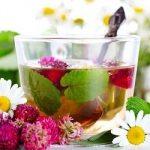 Витаминные чаи для здоровья и иммунитета
