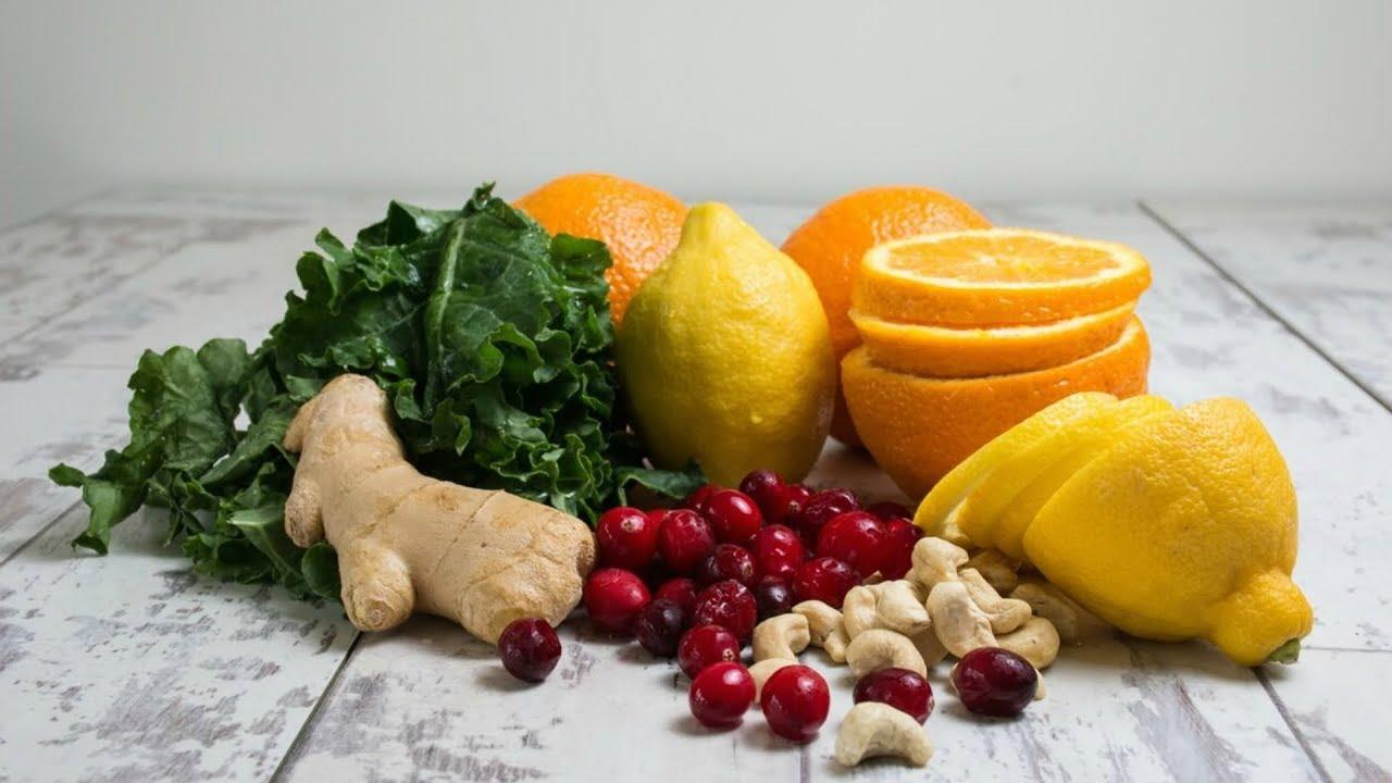 5 лучших продуктов для повышения иммунитета
