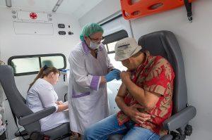 Вакцины против гриппа безопасны! Спешите сделать прививку!