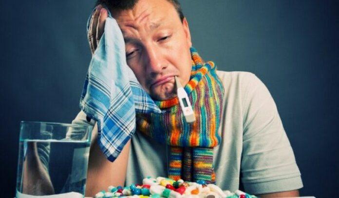Опасные болезни, которые можно перепутать с простудой