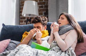 Врачи назвали простые способы избежать простуды