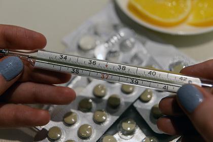 Россияне назвали привычные способы лечения простуды