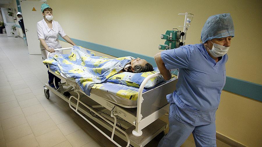 В больницах выявлены очаги кори