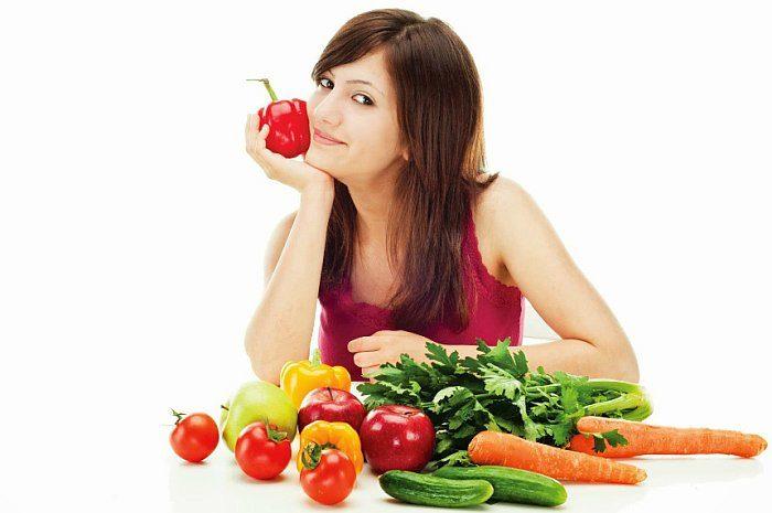 Диета для похудения и повышения иммунитета
