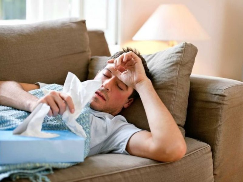 Ученый указал на симптомы гриппа, которые говорят о высоком риске умереть