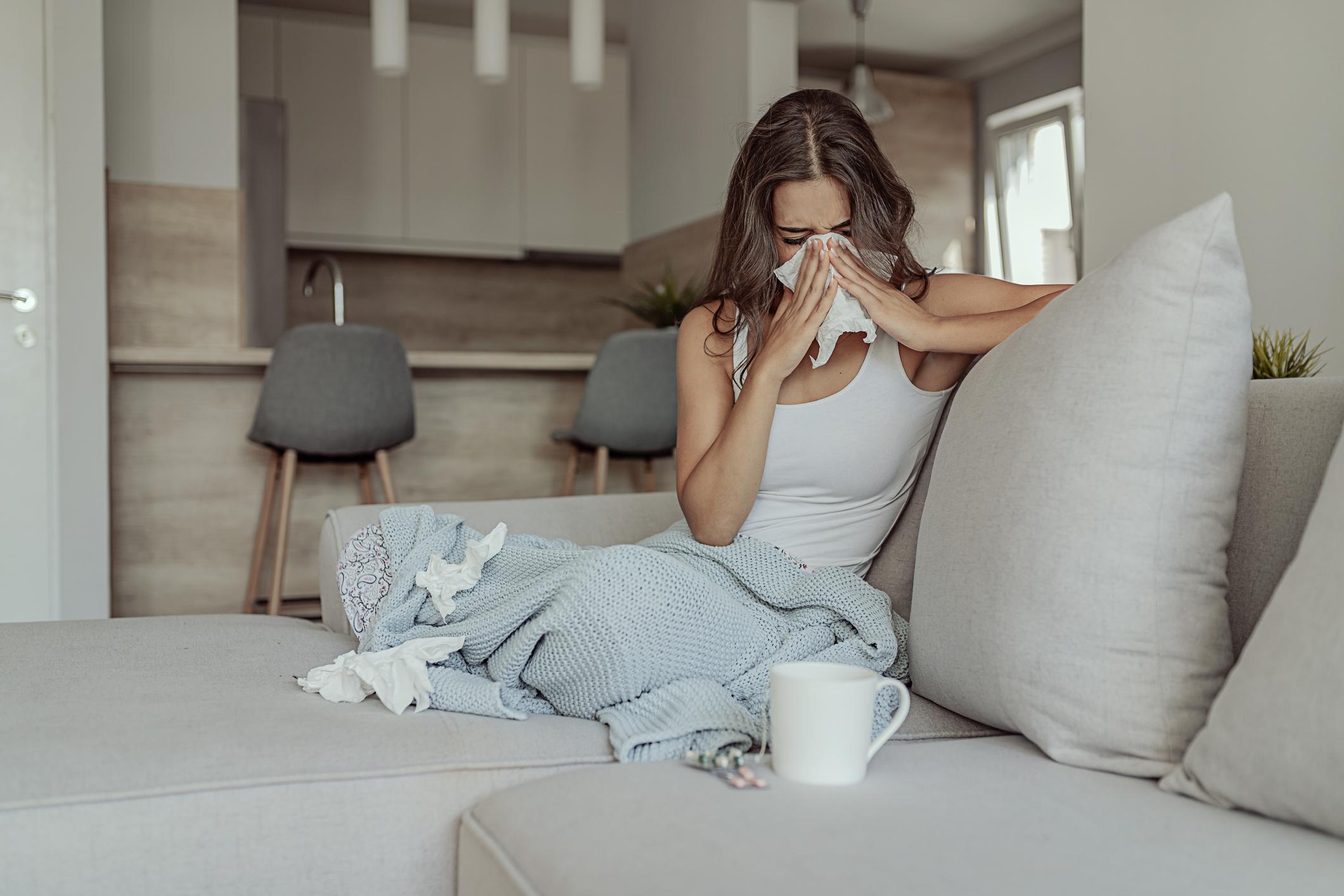 4 группы людей, которые наиболее подвержены гриппу
