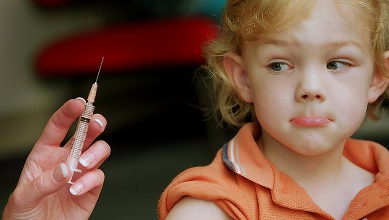 Вакцинация детей. НЕ НАВРЕДИ!