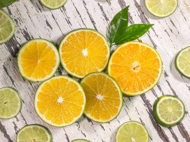 Битва цитрусовых: что выбрать, лимон или лайм?