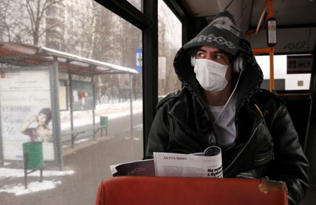 Россиян предупредили о январской эпидемии гриппа