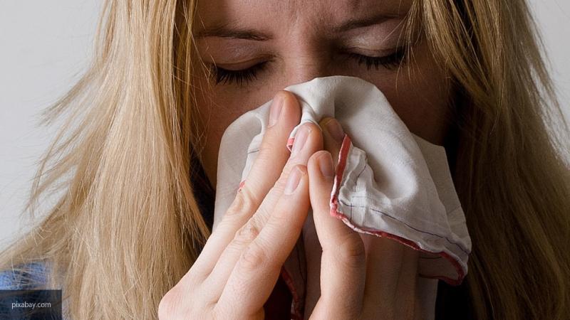 Врач рассказала о правилах лечения насморка
