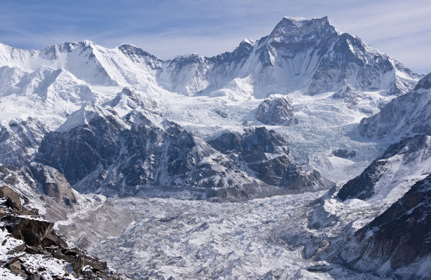 В пробах тибетского льда нашли неизвестные вирусы