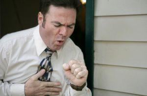 Первые симптомы, проявляющиеся при «тихой» пневмонии