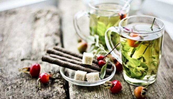 7 лечебных напитков для повышения иммунитета