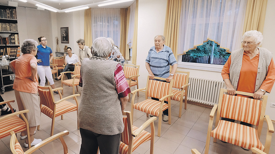 Почему не стоит бояться домов престарелых