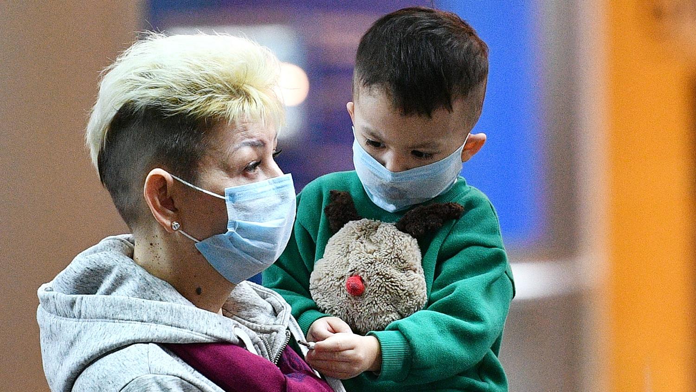 Коронавирус провоцирует тяжелые последствия у детей