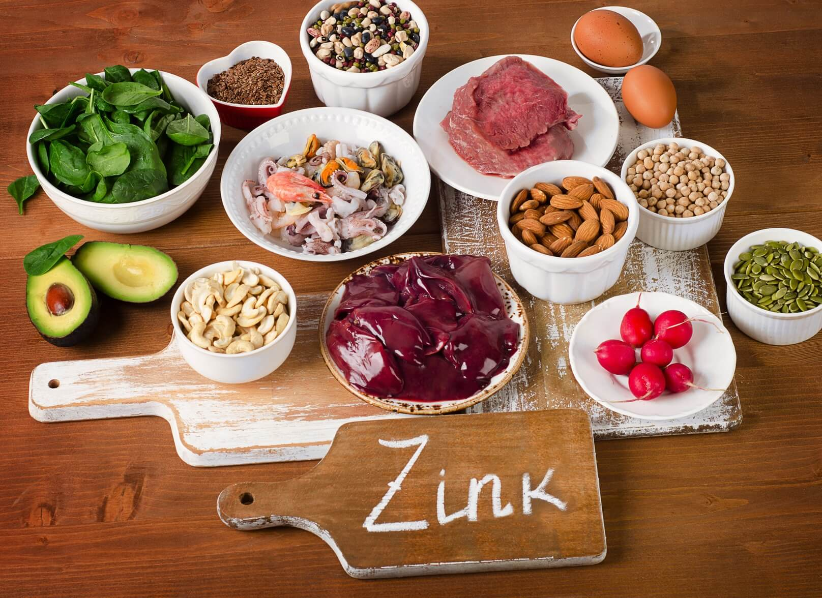5 доступных продуктов с цинком для лучшей защиты от коронавируса