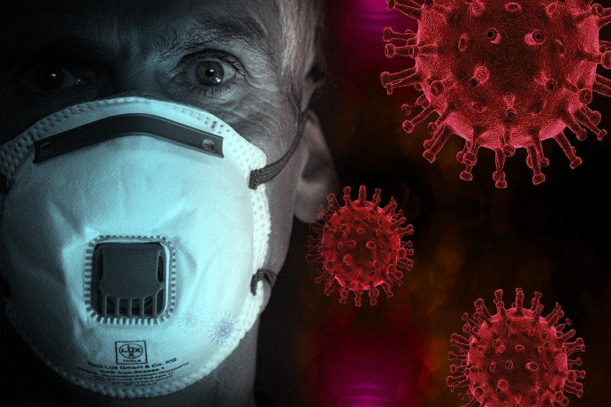 Полутораметровая дистанция не спасает от коронавируса