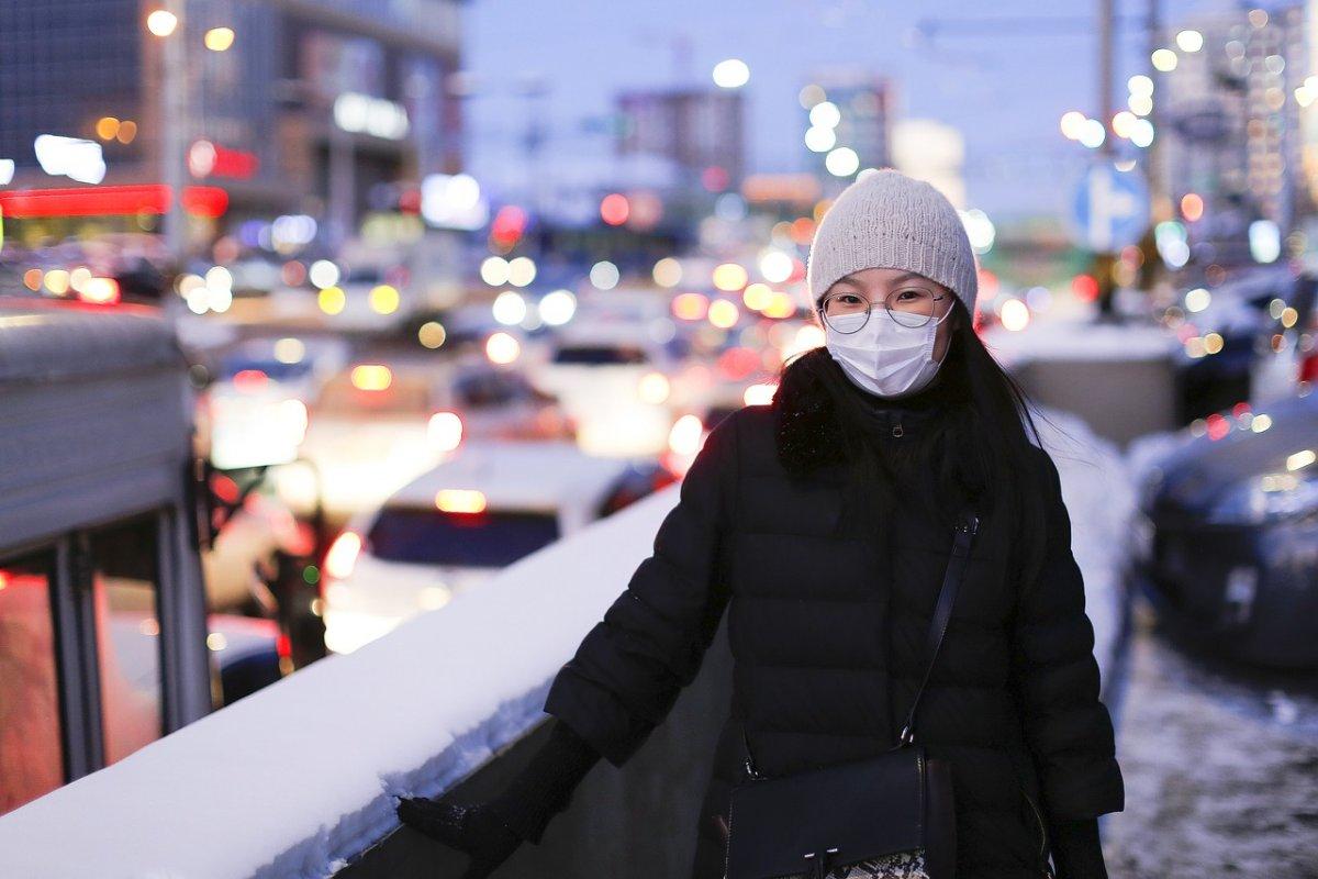 Как сильный мороз влияет на распространение коронавируса?