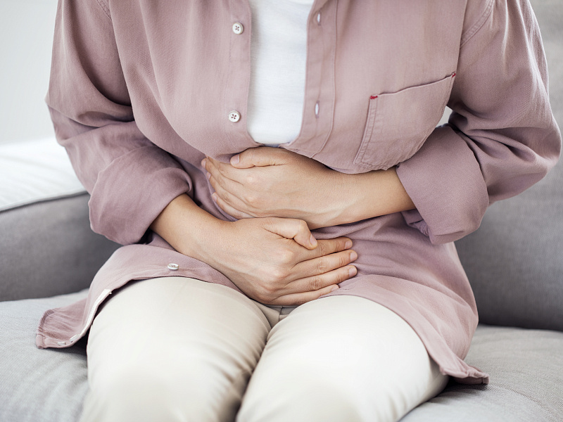При коронавирусной инфекции может серьезно пострадать печень и ЖКТ