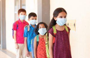 Врачи выявили патологии у перенесших COVID-19 детей