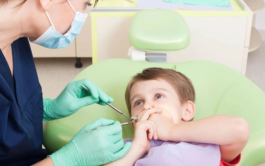 Визиты к стоматологу: приятно ходить с детства