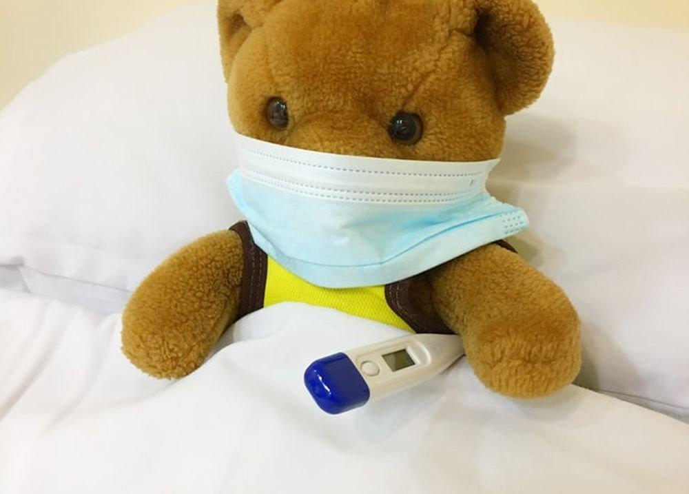 Постковидный синдром редко встречается у детей