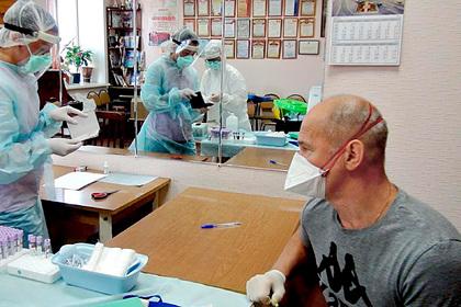 У каждого пятого россиянина после бессимптомного COVID-19 не нашли антитела