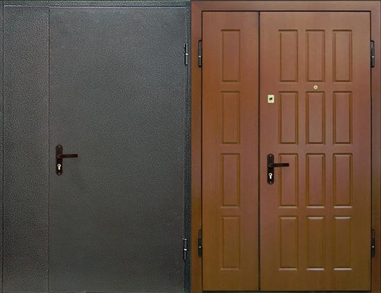 Тамбурная дверь и надежный замок — защита и стильная деталь помещения