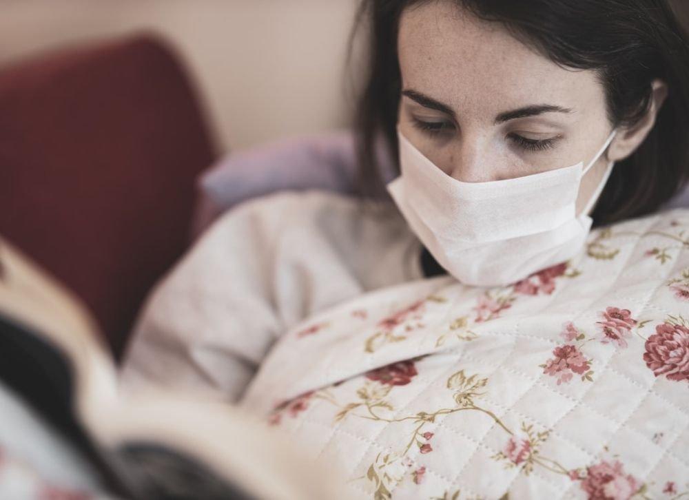 Переболевшим коронавирусом пациентам угрожает тяжёлый грипп