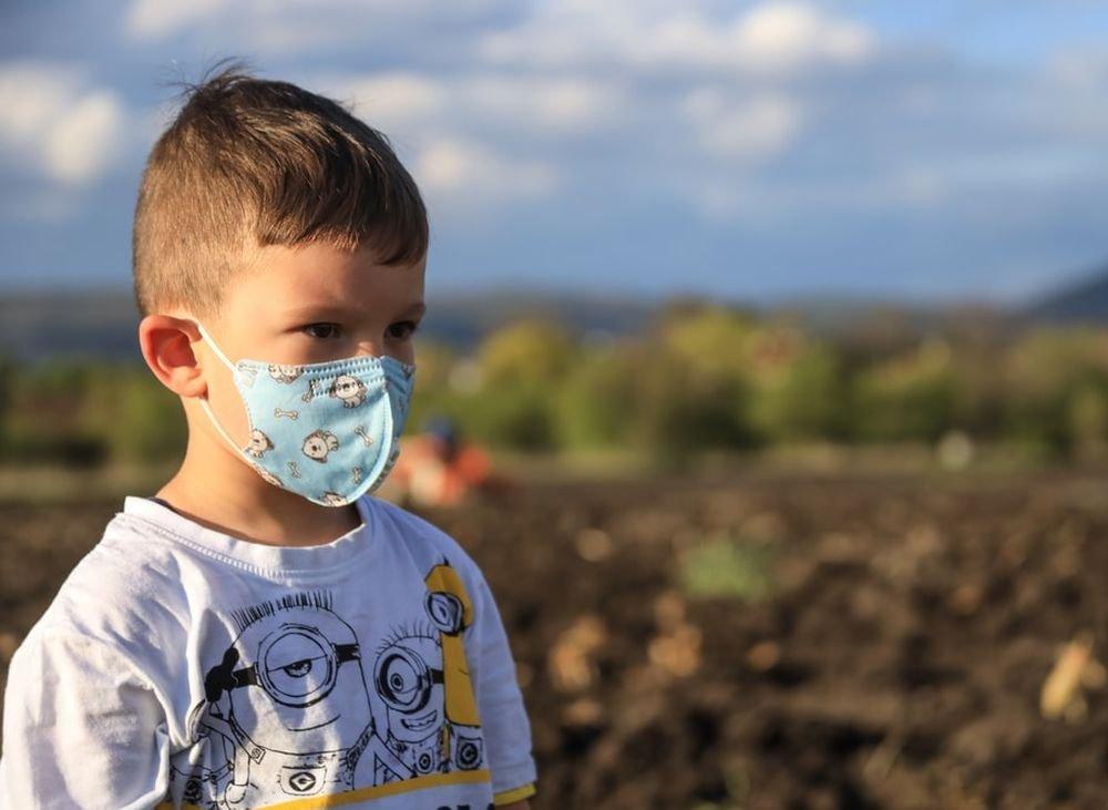 Заражение детей коронавирусом — это не проблема